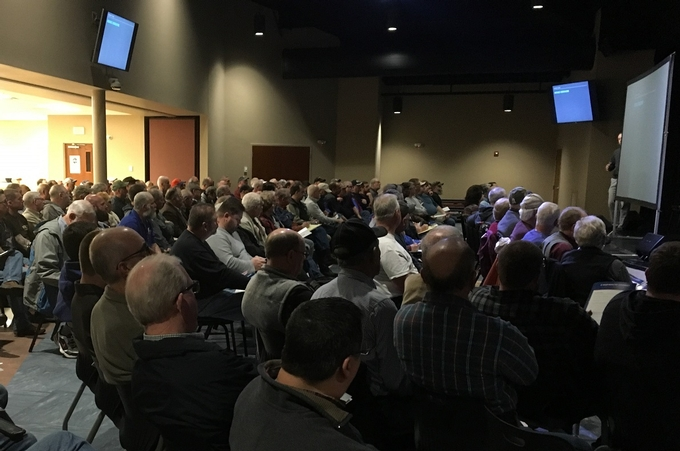 More Than 200 Attend Church Security Conference in Paducah